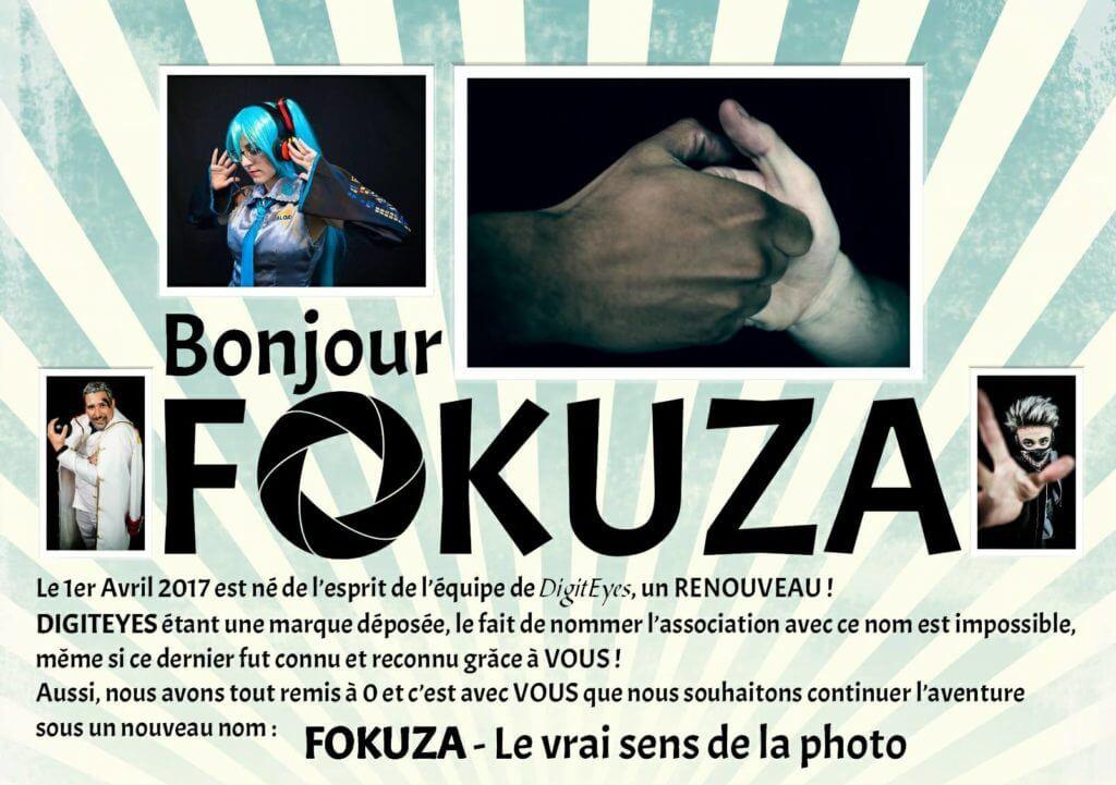 Bonjour FOKUZA - Le Renouveau