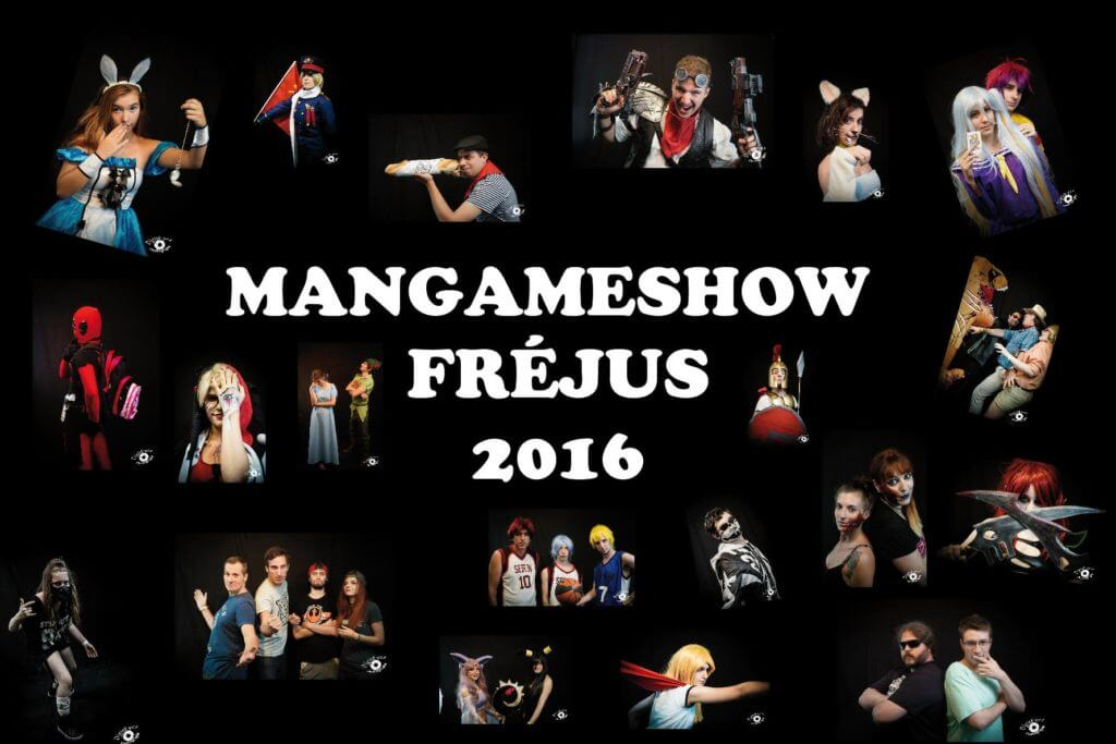 MangameShow Fréjus 2016