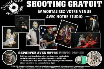 Shooting Gratuit - Le Concept de DigitEyes