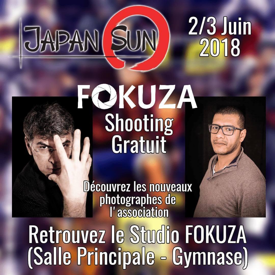 Annonce Japan Sun - FOKUZA