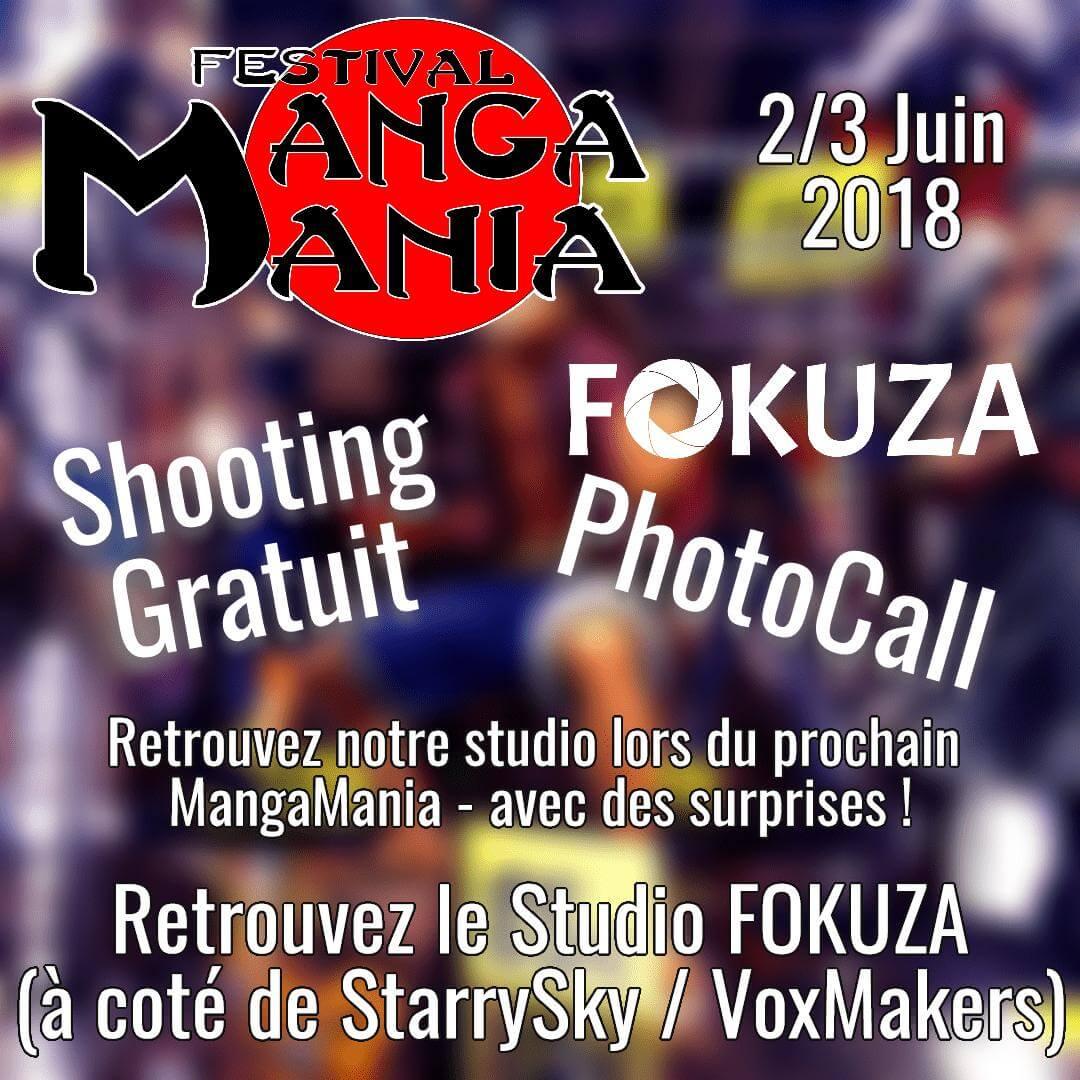MangaMania Montélimard 2 3 Juin 2018