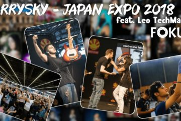 Concert de StarrySky en Photo - Japan Expo 2018