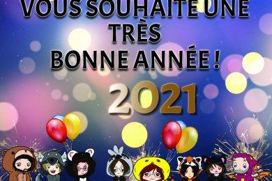 Joyeuse Annee 2021